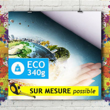 Bâche Eco 340g