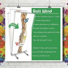Roll'up Extérieur