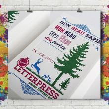 Flyer Letter Press