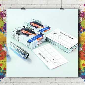 Kit Carte Fidélité Double