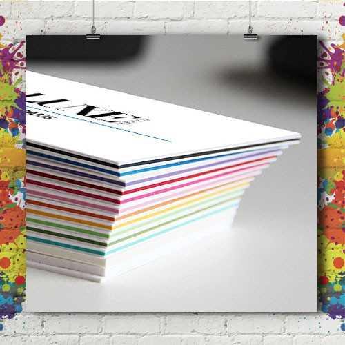 Studio Pitch Art Impression Carte Visite