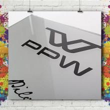 Plaque Gravée Plexiglass