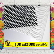 Adhésif Micro-Perforé Poly