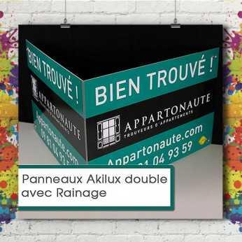 Akylux Double 3.5 mm
