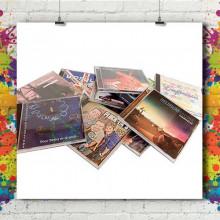 Boitier Cristal CD