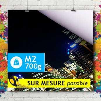 Bâche Opaque M2 700g