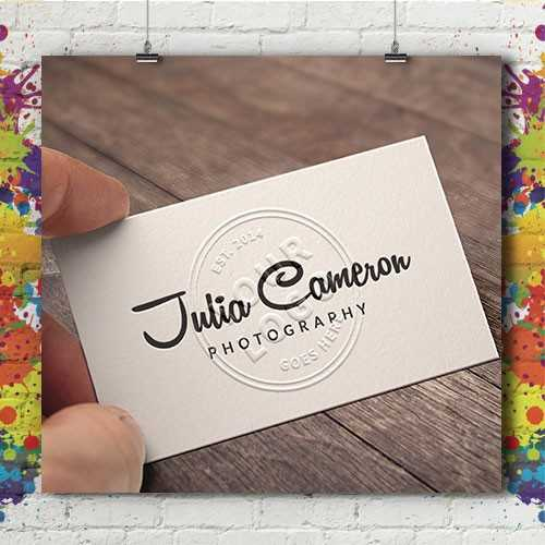 Studio Pitch Art Impression Carte Visite