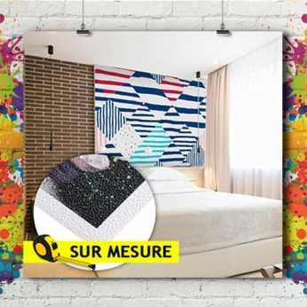 studio pitch art impression papier peint adh sif cr pi. Black Bedroom Furniture Sets. Home Design Ideas