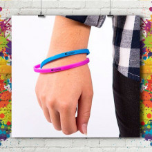 Bracelet Silicone Extra Fin