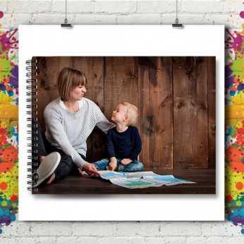 Livre Photo 10x15 Paysage Perforelié