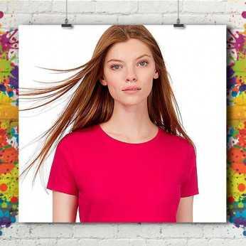 T-Shirt Manches Courtes 190g - Femme