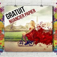Nuancier Papier Photo