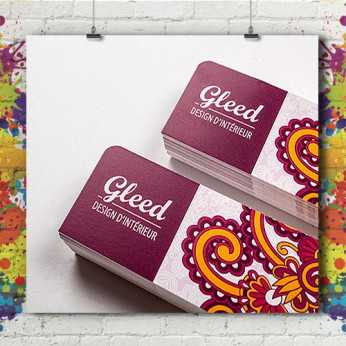 Little Card 8.5x2.5 - PapierTexturé