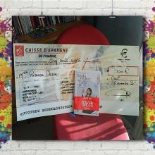 Chèque Géant