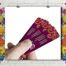 Little Card - Multicolor