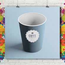 Gobelet Carton Café Expresso