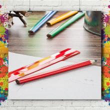 Crayon Charpentier