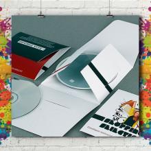 Pochette CD Luxe