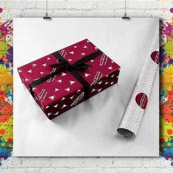 Papier Cadeau Rouleau