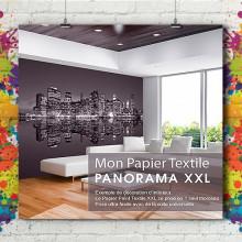 Papier Peint Textile Mat M1