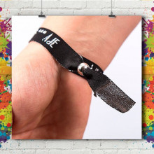 Bracelet Tissu Tissé