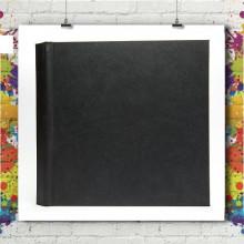 Livre Photo Black 20x20 Perforelié