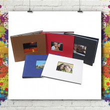 Livre Photo 20x25 Perforelié