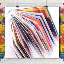 Livre Photo 20x25 Couverture Personnalisée