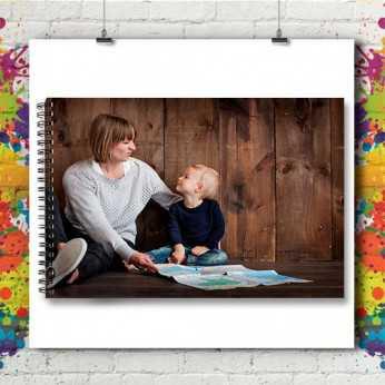 Livre Photo 20x30 Paysage Perforelié