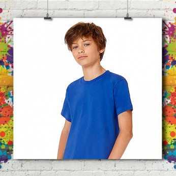 T-Shirt MC 190g - Enfant
