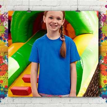 T-Shirt MC Eco 150g - Enfant