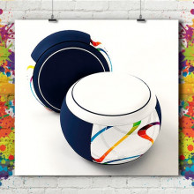 Pouf Gonflable Eco