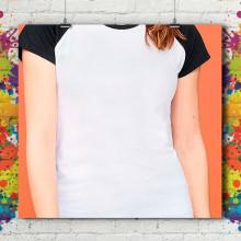 T-Shirt MC Baseball Standard - Femme