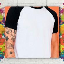 T-Shirt MC Baseball Standard - Homme