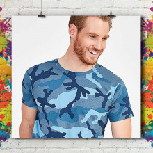 T-Shirt Army Standard Homme