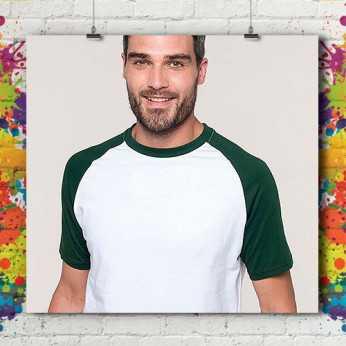 T-Shirt MC Baseball Premium - Unisexe