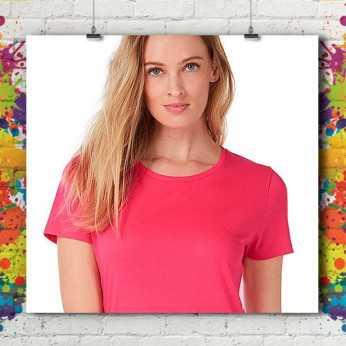 T-Shirt MC Standard 150g - Femme