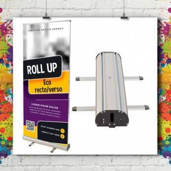 Roll'up Eco Recto/Verso