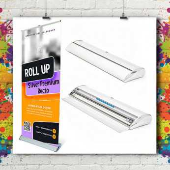 Roll'up Silver Premium Recto