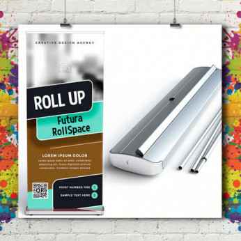 Roll'up Futura RollSpace