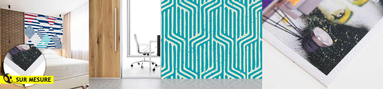 Papier Peint Effet Crepi studio pitch art · impression · papier peint adhésif crépi